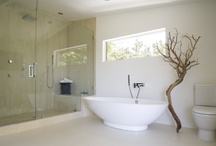 Washroom Wonderland / Modern, Transitional and everything in between!