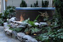 Basalt Stone & Rock Walls / Basalt rock can be used for steps, rock walls, and garden design features. Visit us: http://www.scottyslandscaping.com/basalt-stone-walls.html