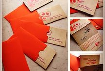 Invitations by Skafi Designs / Designs and production work done by Skafi Designs