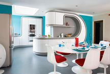 Kitchen Ideas / What's new and exciting in the world of kitchens.