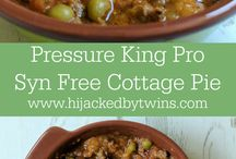 Pressureking pro recipes