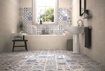 Tile Mountain - Bathroom Inspiration / Here you can see my favourite tiles from Tile Mountain as well as some bathroom design ideas to give me inspiration.