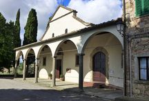 Panzano in Chianti / Life, art and activities in Panzano in Chianti