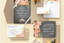 Wedding sheets (of paper)
