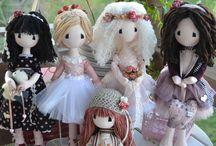 Lisa dolls / Handmade Dolls
