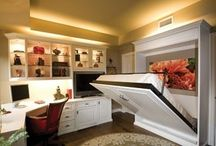 Spare room ideas / by Jacque Turner