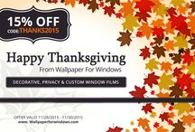 Special Offers / Check here to see what special offers Wallpaper For Windows is running.