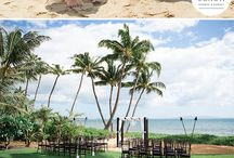 Maui Weddings / Discover what a dream wedding in Maui is like by perusing through this board of Maui weddings at the beautiful Maui wedding venue, Sugar Beach Events