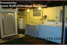Pittsburgh PA 2-Story Victorian Home for Sale | 629 Hastings St / This lovely Pittsburgh PA 2-story Victorian home for sale is a must-see! Located in the desirable Point Breeze neighborhood, this home has been updated to modern standards with its 3 bedrooms, 2.5 baths, 2-car detached garage, inviting living room, kitchen with quality Kitchen-Aid appliances, dining room, spacious bedrooms and full basement. It is also near establishments and beautiful Mellon Park and with a walkability score of 100%! Call me, Connie Wolff at 724.779.1427 now to view this home!
