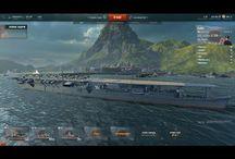 Авианосцы Японии World Of Warships / Одни из первых моих обзоров по Линкорам Японии с ЗБТ World Of Warships.