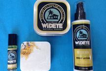 WiDEYE Travel Products / Natural Travel  Body and Beauty care