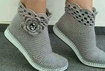 tejidos zapatos