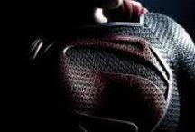 Cinema, Film, Man of Steel~Superman / by Linda Pinkham