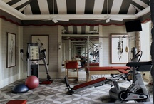 Gymnasium / by Style Sovereign
