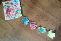 Kindergarten crafts / by Jodi @BlushMamas