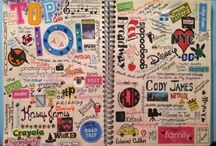 Creative Journaling / by Andrea Wallace