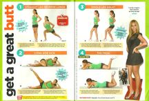 Fitness (workouts) / by Lyndi Nield