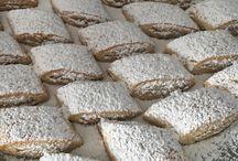 Tahinli kurabiye hamuru