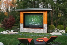 Outdoor Entertaining ideas for Husband