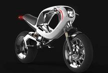Sepeda motor / model