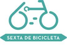 Sexta de Bicicleta / O plano é simples: a cada sexta-feira, levamos a bicicleta connosco para as ruas. http://sextadebicicleta.mubi.pt