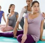 Yoga and Pregnancy / Yoga includes the practice of physical poses which helps to bring about the union of mind, body and spirit. As well as the postures or Asanas, yoga focuses on breath and relaxation to aid this union and also the connection between the individual and the greater consciousness. Practicing yoga has many other health benefits and is especially helpful for women who are pregnant. http://www.aurawellnesscenter.com/2012/04/01/yoga-and-pregnancy/