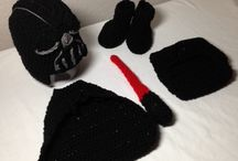 Knitting for dads