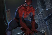 O Homem-Aranha Marvel