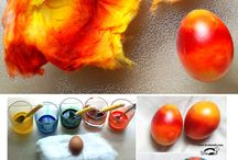 HAND MADE-GREEK EASTER EGGS