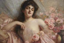 vrouwen portretten