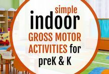 preschool / gross motor.