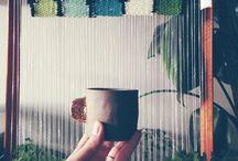 Ryijyt, seinävaatteet yms