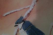 My new BP medicine...painting