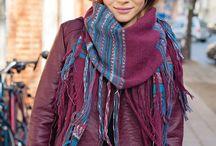 Бактусы и шарфы