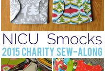 Sewing Projects - Charity / by Michele York
