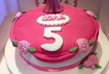 Disney Princess Aurora cake