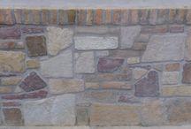 Lábazati kövek