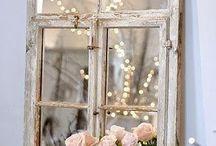 Ventanas decorativas