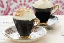 Coffee, Tea or Me? / A little piece of heaven in a cup...  / by Tali Alexander Author