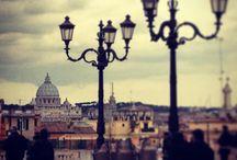 Rome sweet home / Fotografie dalla città eterna.