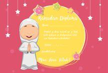 Ramadan/ Suikerfeest