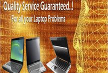 Laptop Repair Services in Delhi At Home Onsite, Doorsteps / Laptop Home Service repair your laptop at same day at your home or office at very affordable prices in Delhi Location and give one month of warranty period of laptop repairing and charges are very affordable so that you can easily bear our service charges. To know more information about Laptop Home Service then you can direct visit our website.