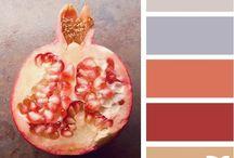 Colors / Color codes..