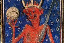 Medieval devils