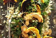 Delicata Squash Recipes / Vegetarian Delicata Squash Recipes / by Naturally Ella