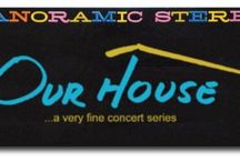 House Concerts / All about our house concert series