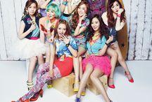 GIRLS' GENERATION / (SNSD) Girl Group // Singer // Dancer / by Korean Style
