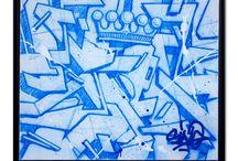"""Tableaux """"graffiti"""""""