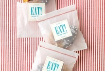Favors and treats / All sorts of treats and favors for kids parties, bachelorettes, baby showers...