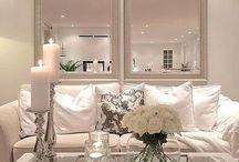 Obývák glamour